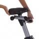 TUNTURI PLATINUM Air Bike PRO nastavení sedla